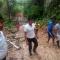 MANTENIMIENTO DE LOS CAMINOS VERANEROS DE LA PARROQUIA SAN JOSE DE GUAYUSA